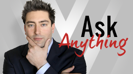 No, really. You can ask Noah anything and he'll answer it!